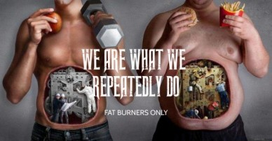 We are what we repeatedly do fat burners only