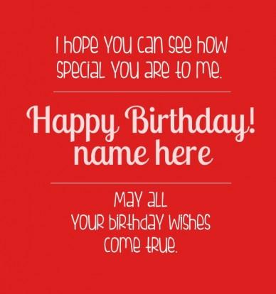 Happy Birthday - poster maker
