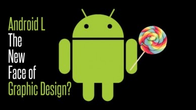 Android l thenewface ofgraphic design?