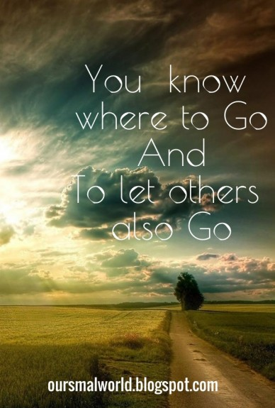 You know where to go and to let others also go oursmalworld.blogspot.com