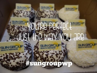 You're perfect just the way you are #sungroupwp