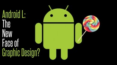 Android l: the new face ofgraphic design?