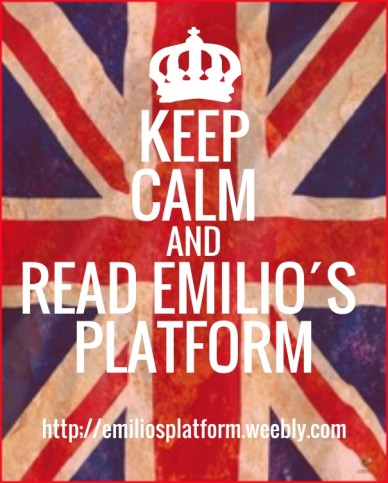 Keepcalmandread emilio´s platform http;//emiliosplatform.weebly.com