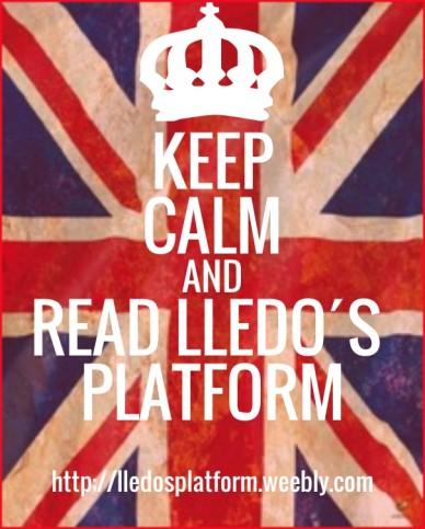 Keepcalmandread lledo´s platform http;//lledosplatform.weebly.com