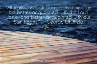 George Whitfield Quote