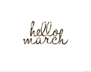 Hello March png photo http://quotesideas.com/hello-march-png-photo/