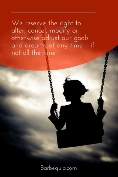 We reserve the right to alter, cancel, modify or otherwise adjust our goals and dreams at any time – if not all the time barbequia.com