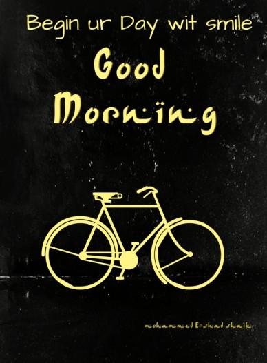 Good morning begin ur day wit smile mohammed ershad shaik
