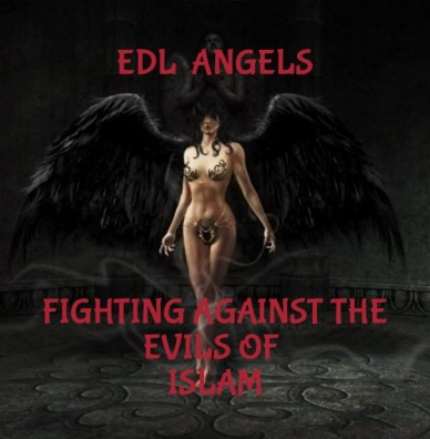 Edl angels fighting against the evils of islam