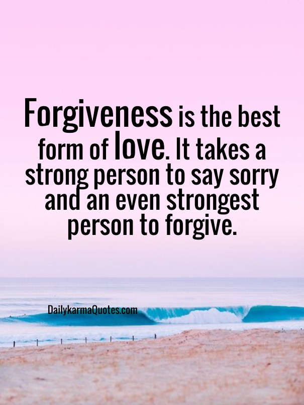 Forgiveness Is The Best Form Of Image Customize Download It For