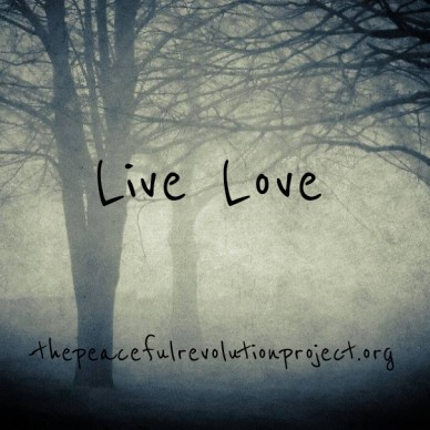 Live love -thepeacefulrevolutionproject.org
