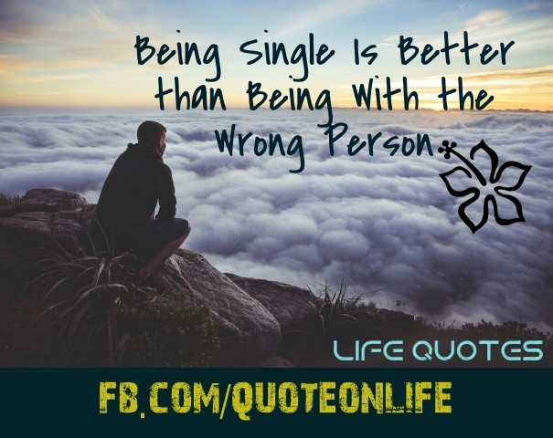 Being Single Is Better Than Being Image Customize Download It