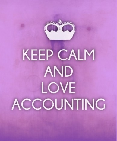 Keep calm andloveaccounting