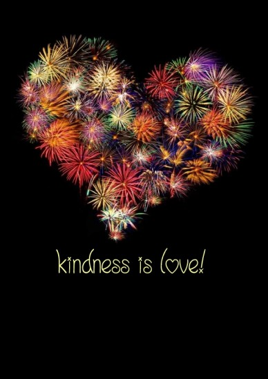 Kindness is love!