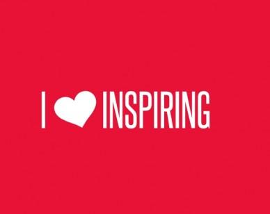 I inspiring