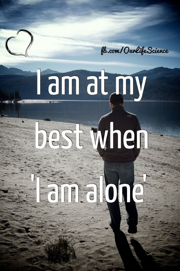 I Am At My Best When I Am Alone Image Customize Download It
