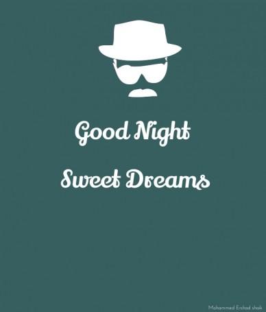 Good night sweet dreams mohammed ershad shaik