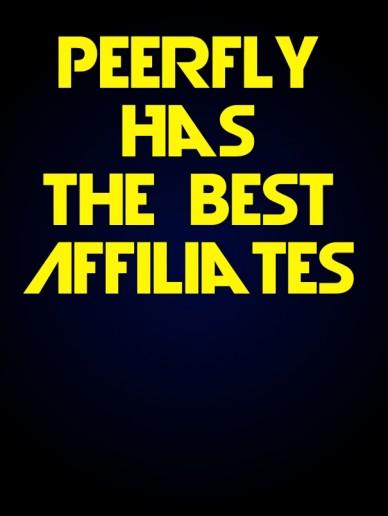 Peerfly has the best affiliates