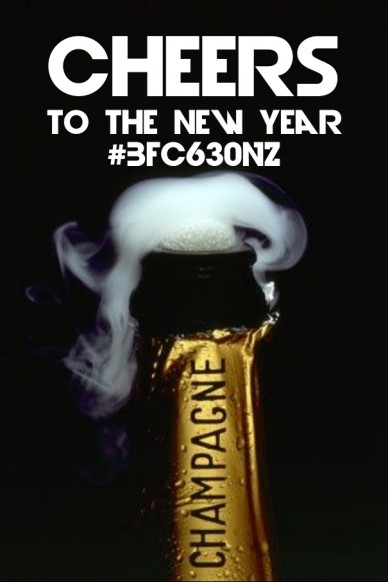 Cheers to the new year #bfc630nz