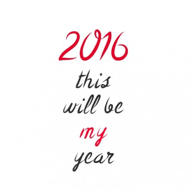 This will bemyyear 2016