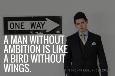 No Ambition, No Wings