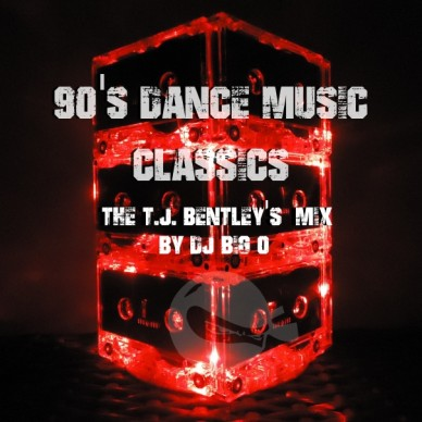 90's dance music classics the t.j. bentley's mix by dj big o