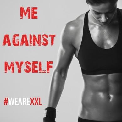 Me against myself #wearexxl