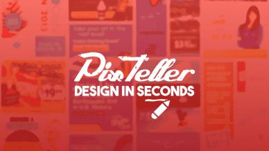 #PixTeller - Visual Branding