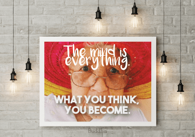#poster #text #quote #mockup #inspiration #life #photo #image #frame