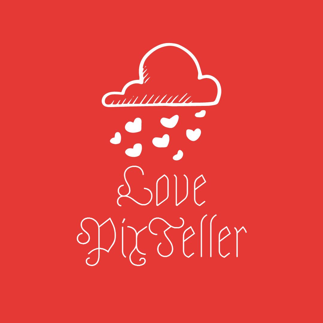 Love PixTeller Design  Template