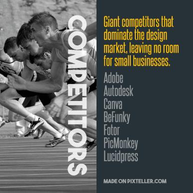 #PixTeller  - Competitors