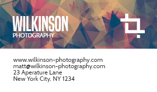 Business Card,
