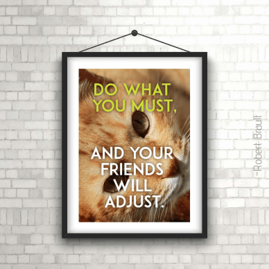 #poster #text #quote #mockup #photo #image #frame