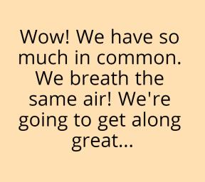 we're da same! :D #quote