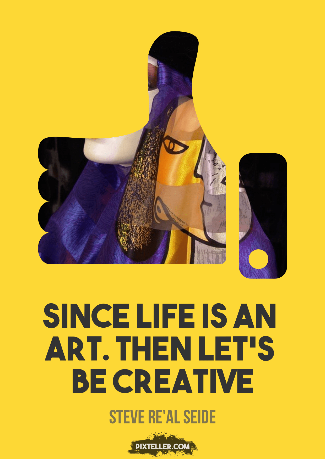 Poster,                Cartoon,                Font,                Advertising,                Illustration,                Luxury,                Text,                Quote,                Simple,                Black,                Yellow,                 Free Image