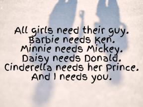 #me #girls #myguy #true #quote