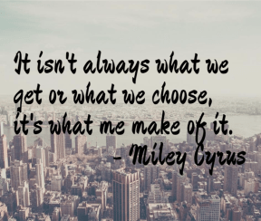 #mileycyrus #thevoice #life #true #quote