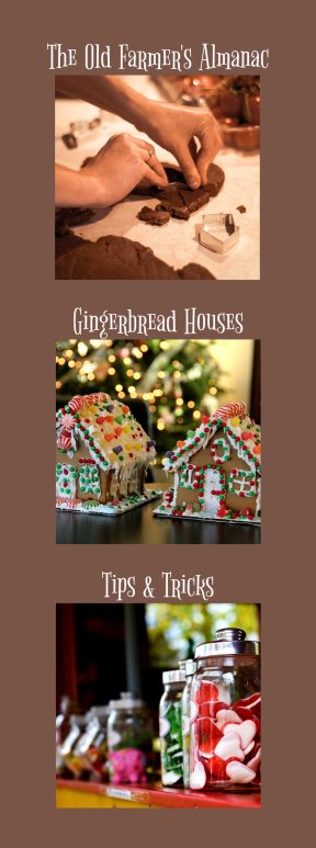 Gingerbread #tips #poster