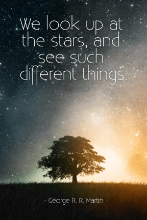 #stars #poster #quote