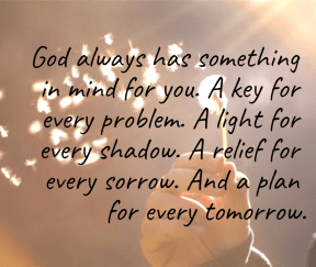 #believe #plan #you #me #true #quote