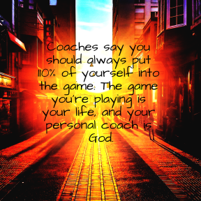 #game #life #believe #playing #quote