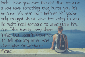 #girls #hurt #boys #selfish #others #quote