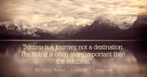 #poster #quote #arthurashe #success #motivationmonday