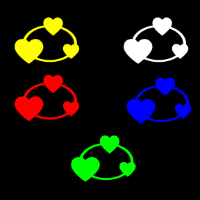 Trinity Heart (kingdom hearts)
