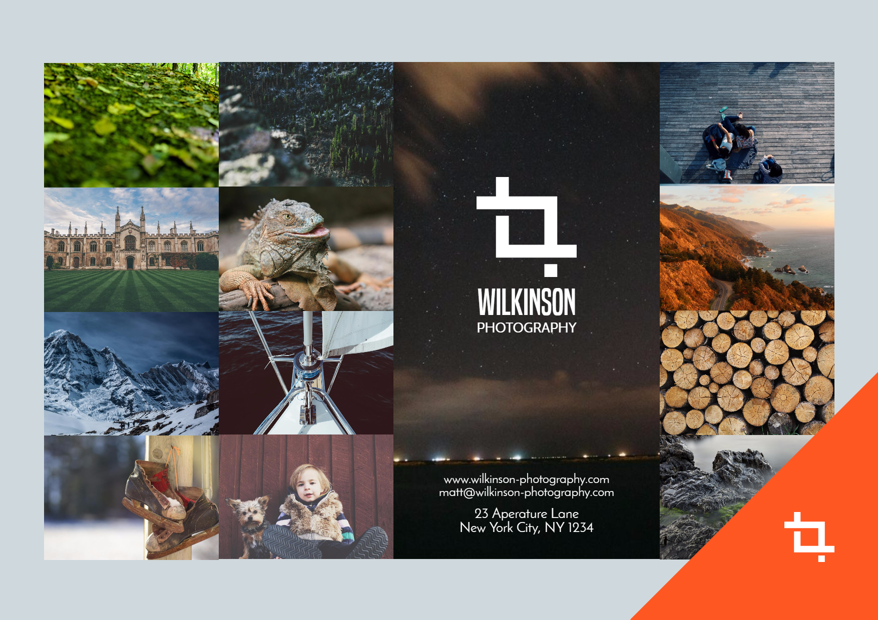 #about #business #collage Design  Template