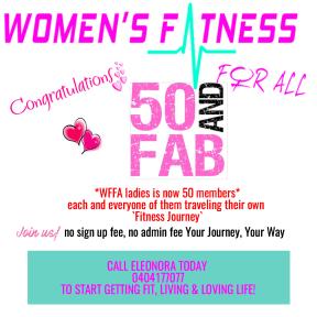 WFFA - 50 and fab members
