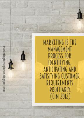 Marketing definition #marketing #marketingdefinition #cim