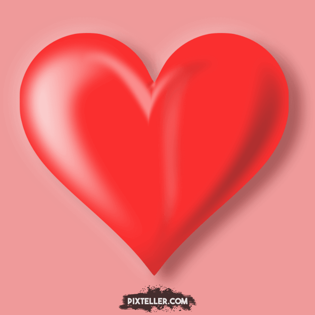Heart,                Text,                Red,                Valentine's,                Day,                Organ,                White,                 Free Image