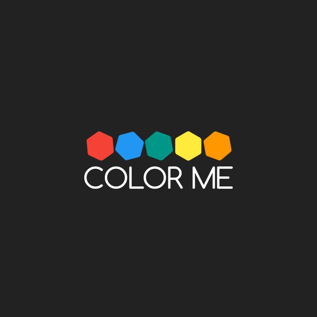 color me Design  Template