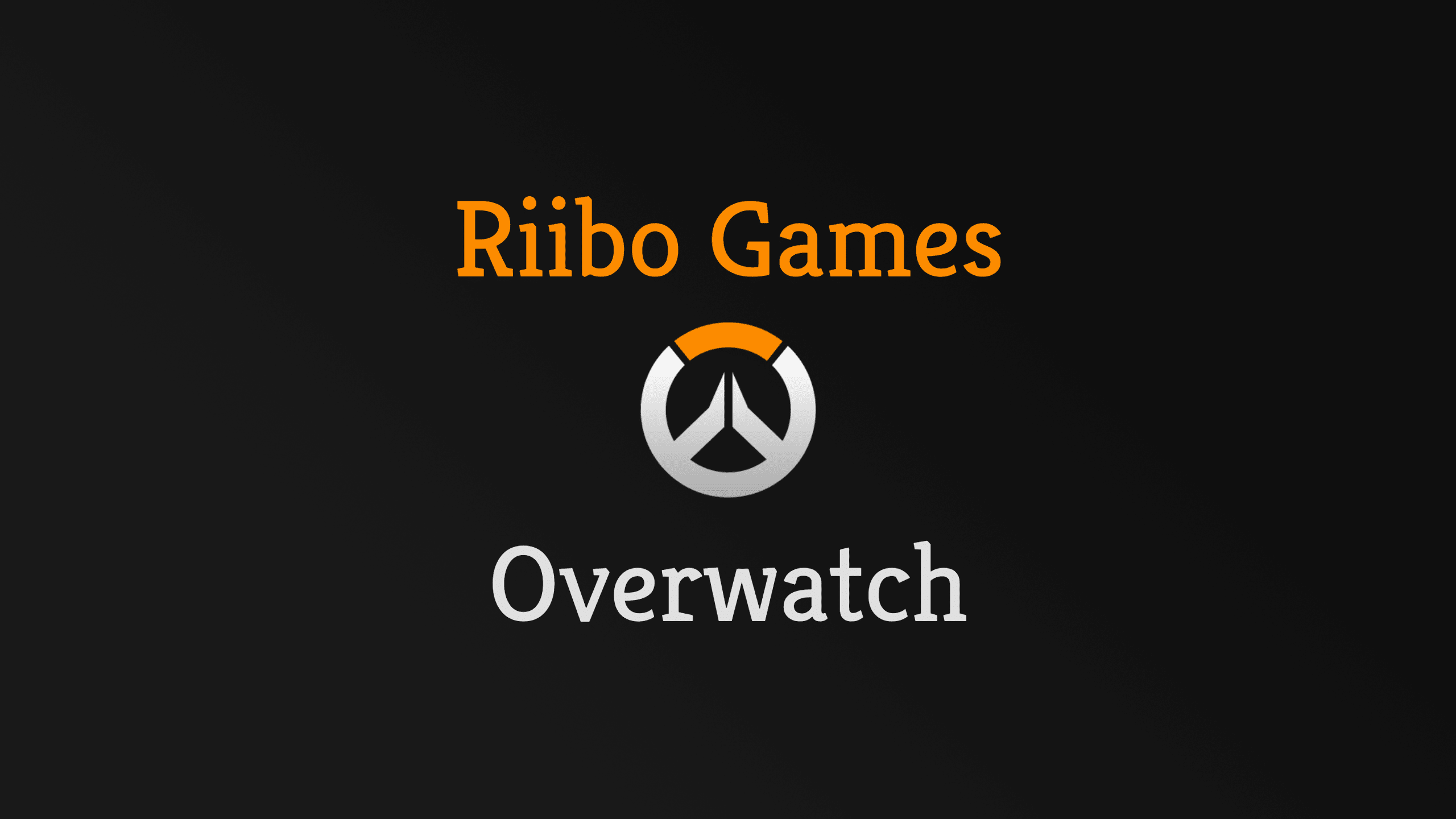Riibo TItle Design  Template